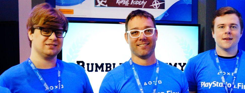 Deux nouveaux diplômés à l'académie PlayStation First : Rumble Academy et Retro Vision