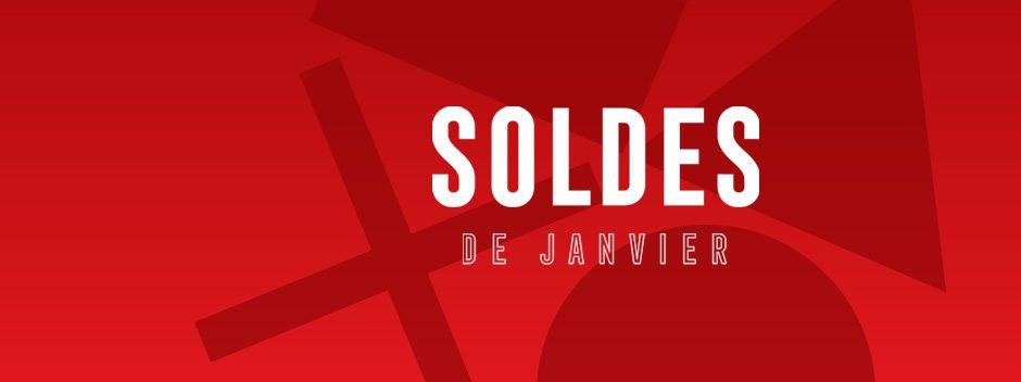 De nouveaux jeux en réduction avec les Soldes de janvier sur le PlayStation Store !
