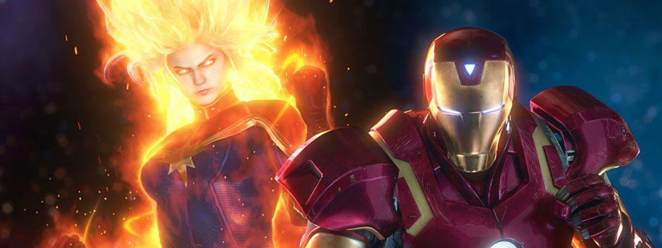 Capcom annonce le jeu de combat à 2 contre 2 Marvel vs. Capcom: Infinite sur PS4, en 2017