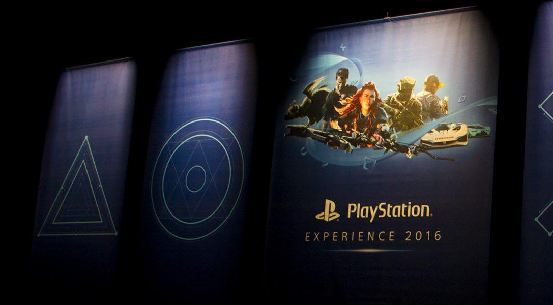 Compte-rendu des jeux testables de la PlayStation Experience 2016