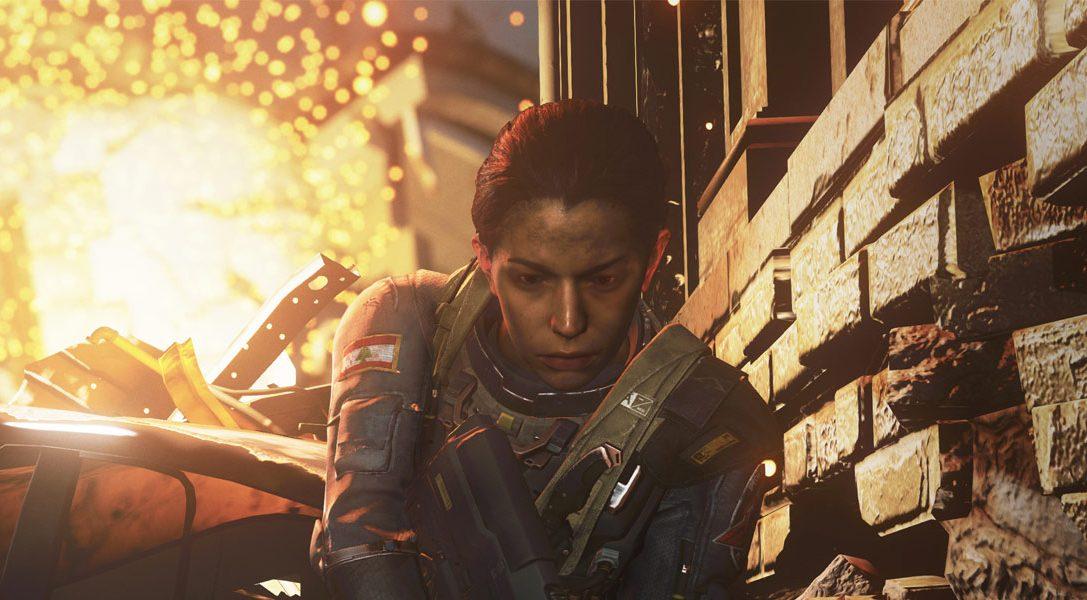 Call of Duty: Infinite Warfare en tête des ventes sur le PlayStation Store en novembre