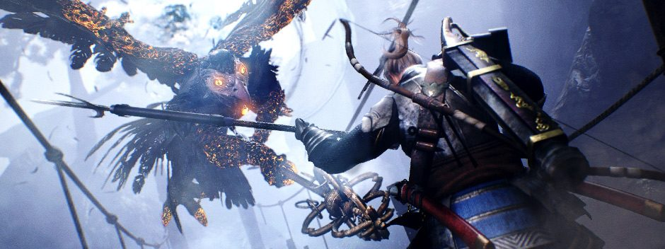 La magie, la forge et la maîtrise des styles de combat seront de mise pour survive à Nioh, de la Team Ninja