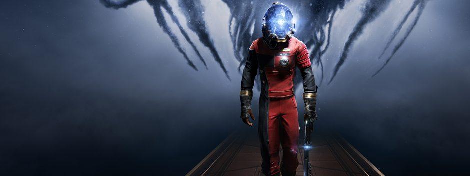 Prey arrive sur PS4 le 5 mai