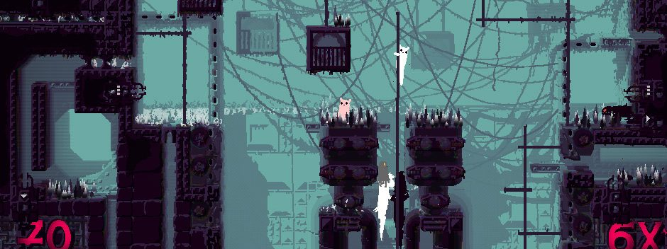 Apprenez à survivre au centre de la chaîne alimentaire dans Rain World, le jeu d'aventure sur PS4