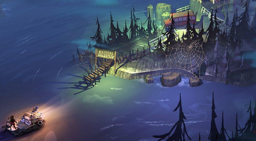 Le créateur de The Flame in the Flood raconte comment il a rendu réaliste ce jeu PS4 de survie/aventure