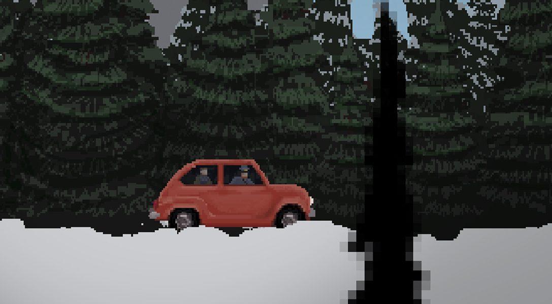 Le survival horror Uncanny Valley sort le 8 février sur PS4 et PS Vita