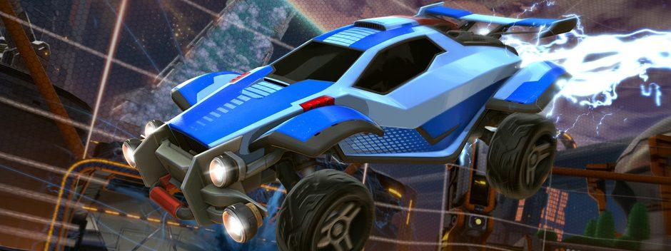Le support PlayStation 4 Pro arrive sur Rocket League le 21 février