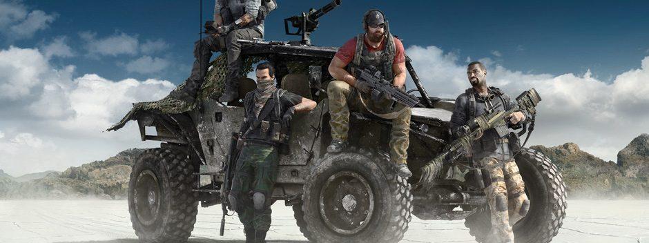 Mise à jour du PlayStation Store : la bêta de Ghost Recon Wildlands, Psychonauts sur VR, et Malicious Fallen