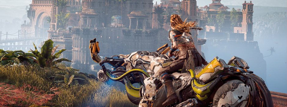 Mise à jour du PlayStation Store : Horizon Zero Dawn, Torment: Tides of Numenera