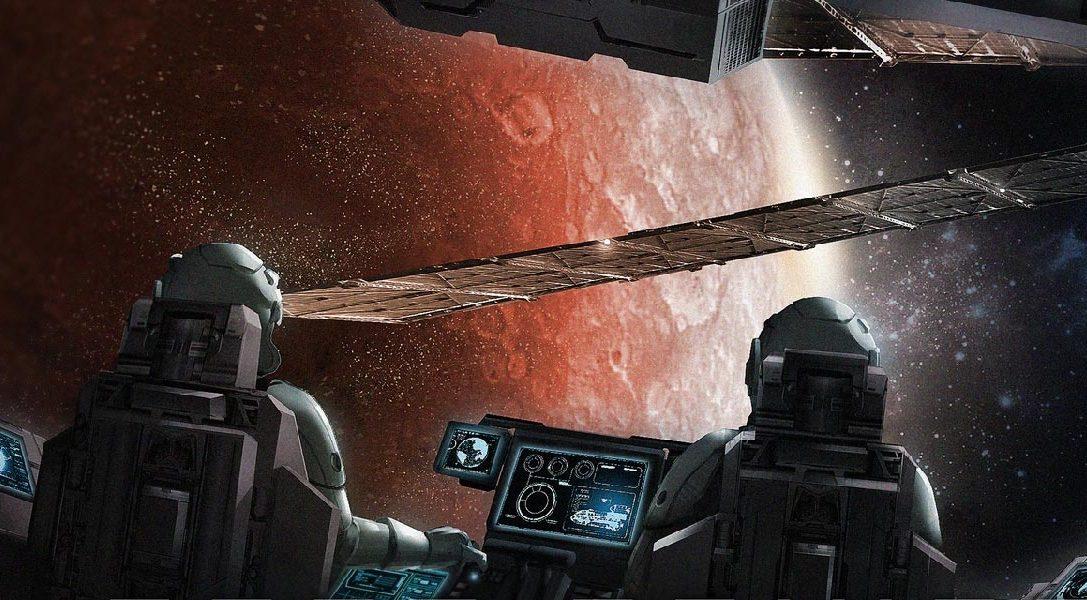 L'aventure S-F Unearthing Mars décolle pour la planète rouge, et pour le PlayStation VR le 7 mars