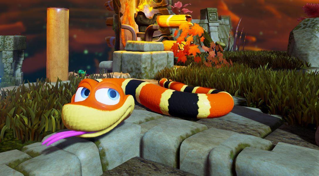 Snake Pass se glisse sur PS4 et PS4 Pro le 29 mars