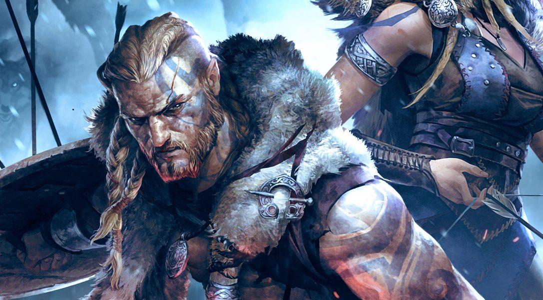 Nouvelle vidéo pour le RPG d'action Vikings – Wolves of Midgard qui présente sa brutalité, ses os broyés et ses combats tactiques sur PS4