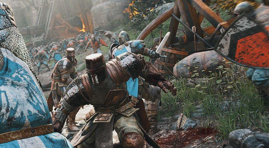 Mise à jour du PlayStation Store : For Honor, Sniper Elite 4, et bien d'autres…