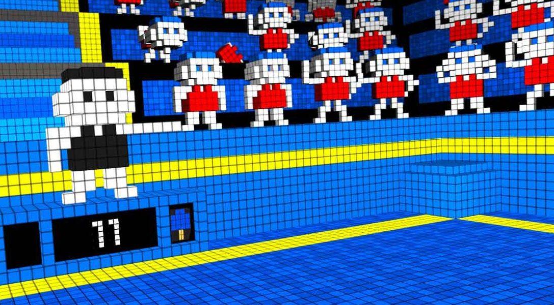 Avec VR Ping Pong, qui sort aujourd'hui, devenez le roi du tennis de table sur PlayStation VR