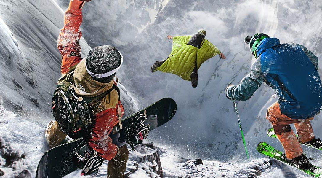 Steep est l'offre de la semaine sur le PlayStation Store