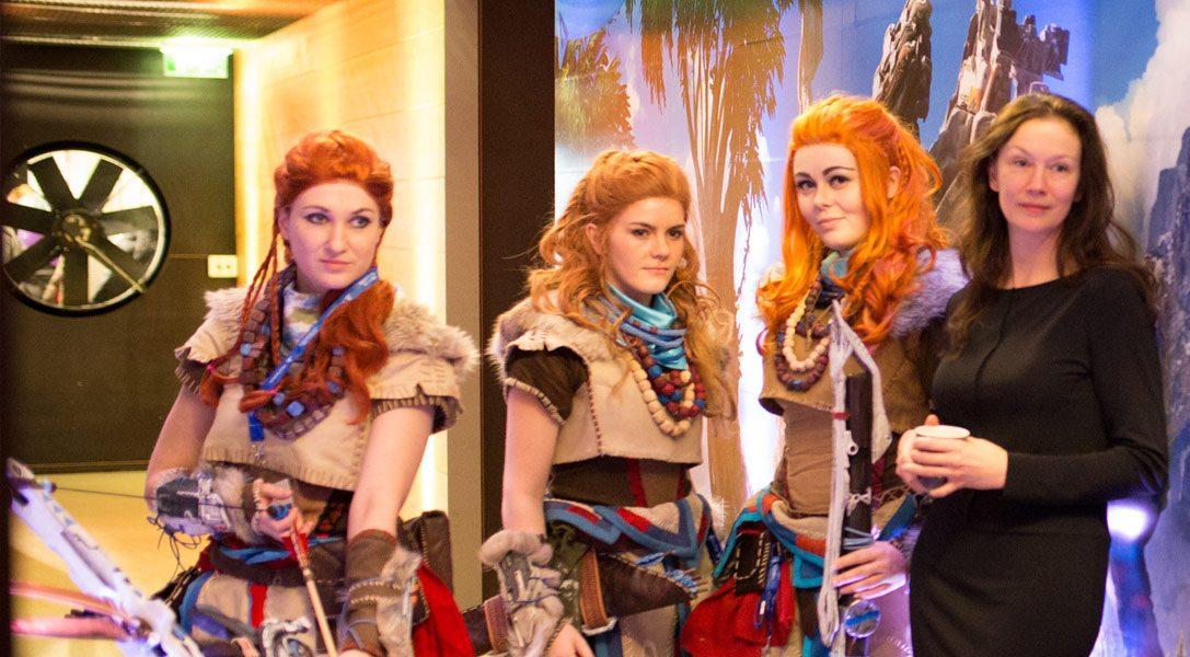 Aloy version cosplay : les fans donnent vie à l'héroïne d'Horizon Zero Dawn