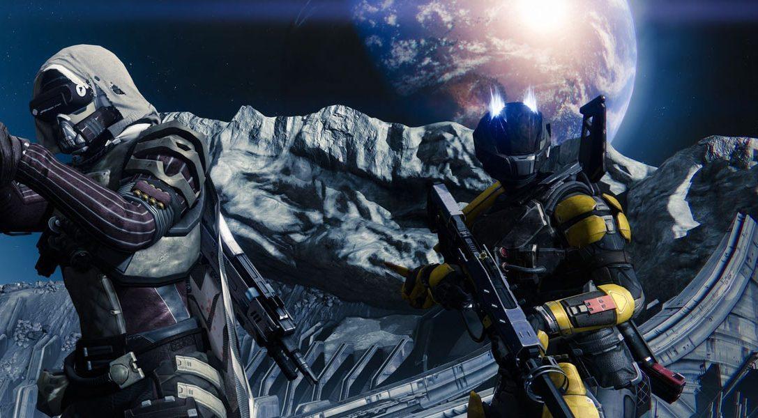 Destiny en réduction sur le PlayStation Store ce weekend !