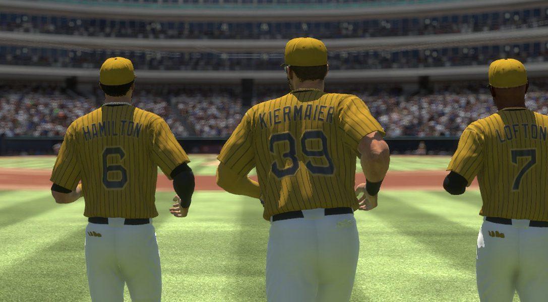 Les 12 étapes pour lancer votre carrière dans MLB The Show 17