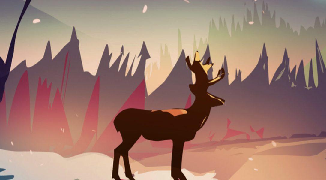 The Deer God débarque sur PS4 et PS Vita le 25 avril