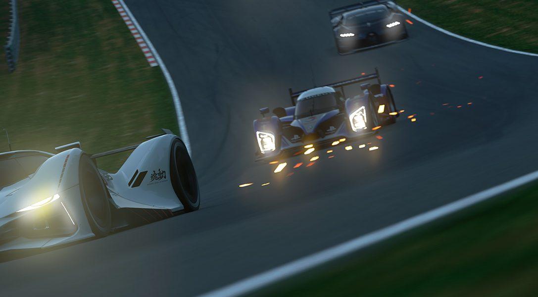 Gran Turismo Sport annonce sa bêta fermée