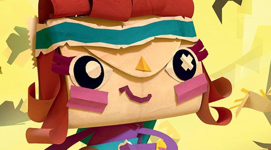 PlayStation Plus de mars : Tearaway Unfolded et Disc Jam sont les titres du mois