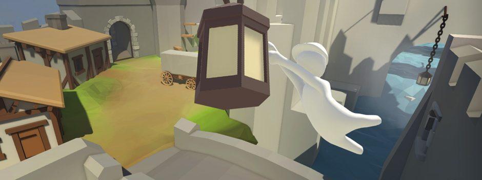 Précommandez dès maintenant Human: Fall Flat, jeu loufoque de réflexion sur PS4 basé sur les lois de la physique