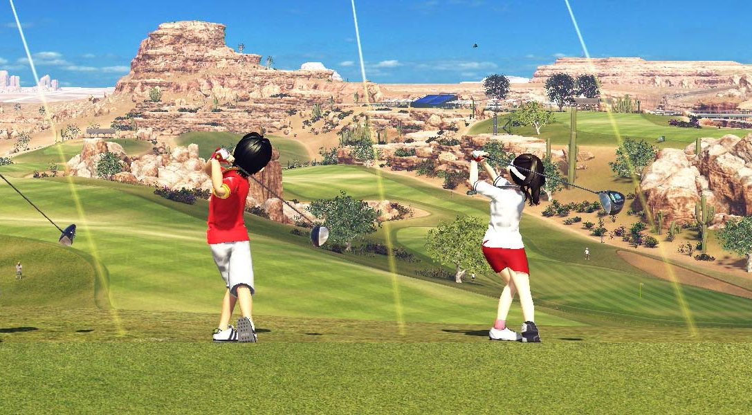 Everybody's Golf débarque sur PS4 le 30 août
