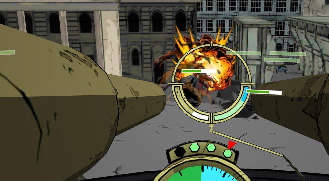Envolez-vous à bord d'un bombardier de la Seconde Guerre mondiale avec Bandit Six: Combined Arms, disponible aujourd'hui sur PS VR