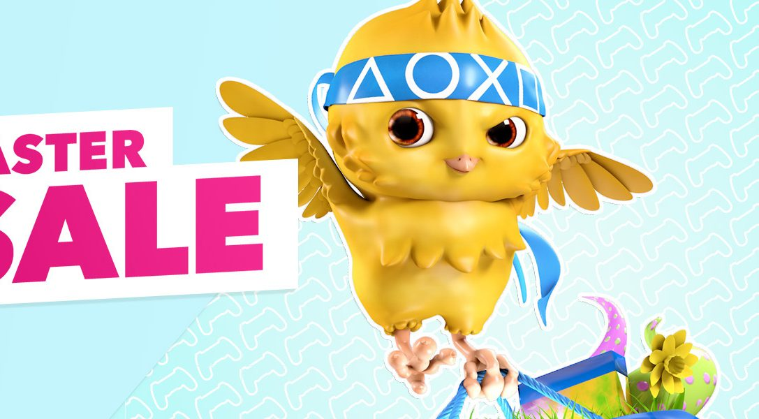 Encore plus de jeux ajoutés aux promotions de Pâques du PlayStation Store !