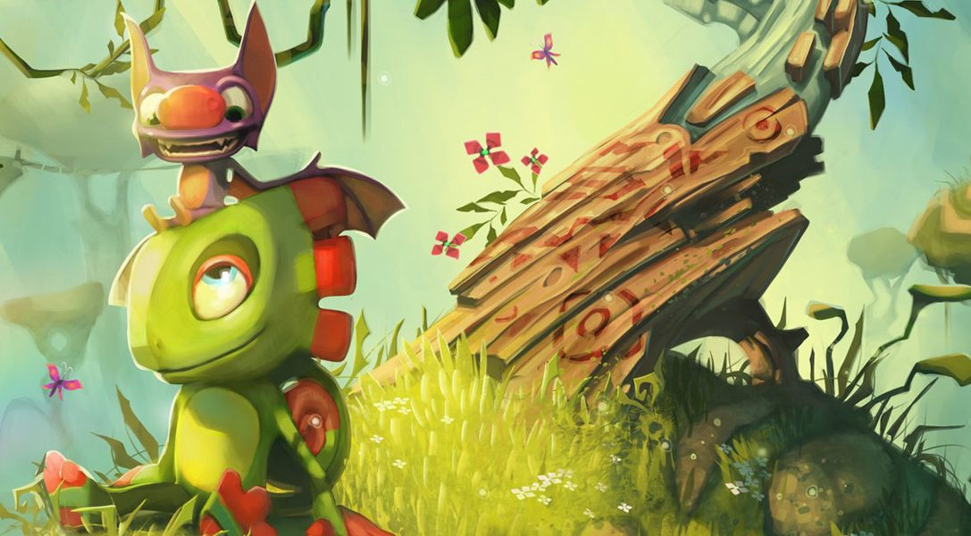 Nouveaux sur le PlayStation Store cette semaine : Yooka-Laylee, StarBlood Arena, The Sexy Brutale