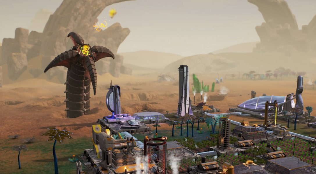 La survie sur Aven Prime : découvrez un mélange de SF et de construction dans Aven Colony sur PS4
