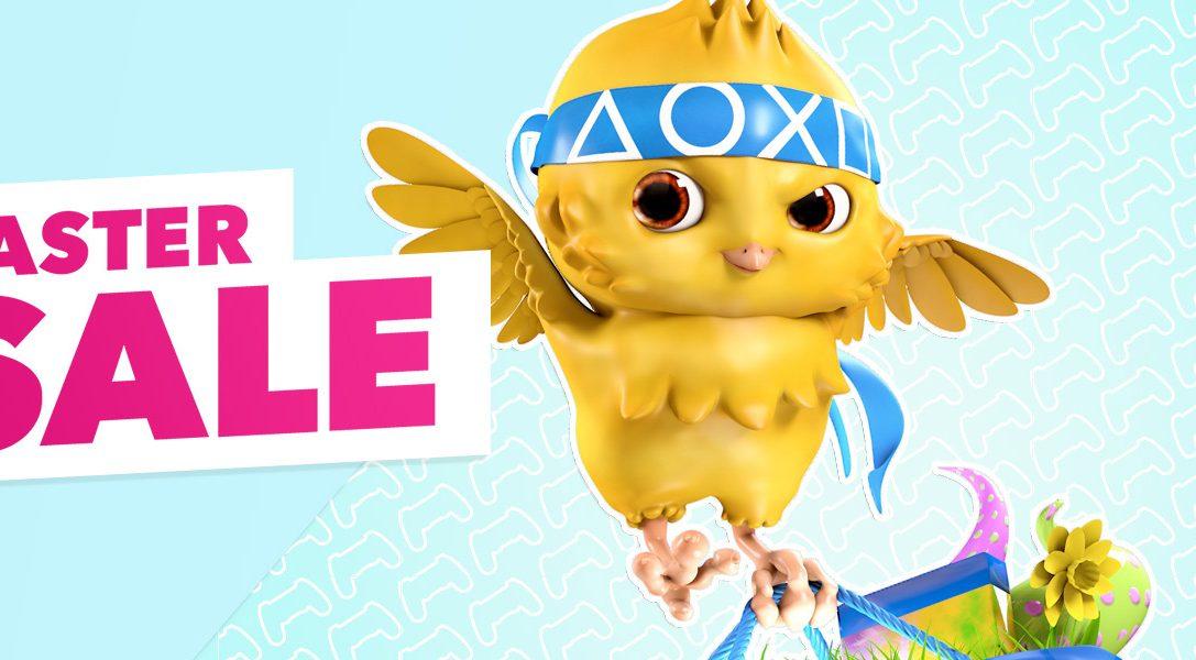 Les promotions de Pâques commencent aujourd'hui sur le PlayStation Store