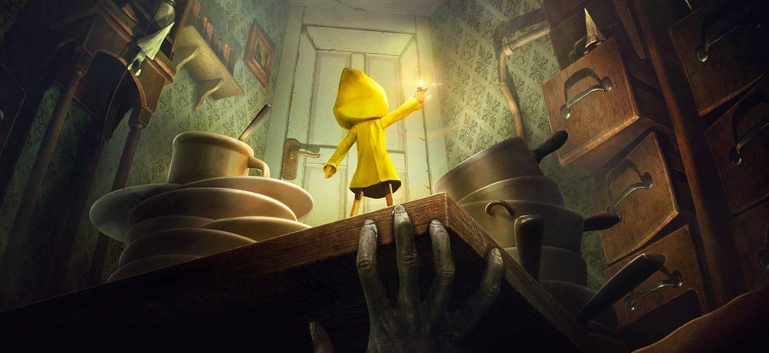 Mise à jour du PlayStation Store : Little Nightmares, Outlast 2, Edith Finch, et bien d'autres…