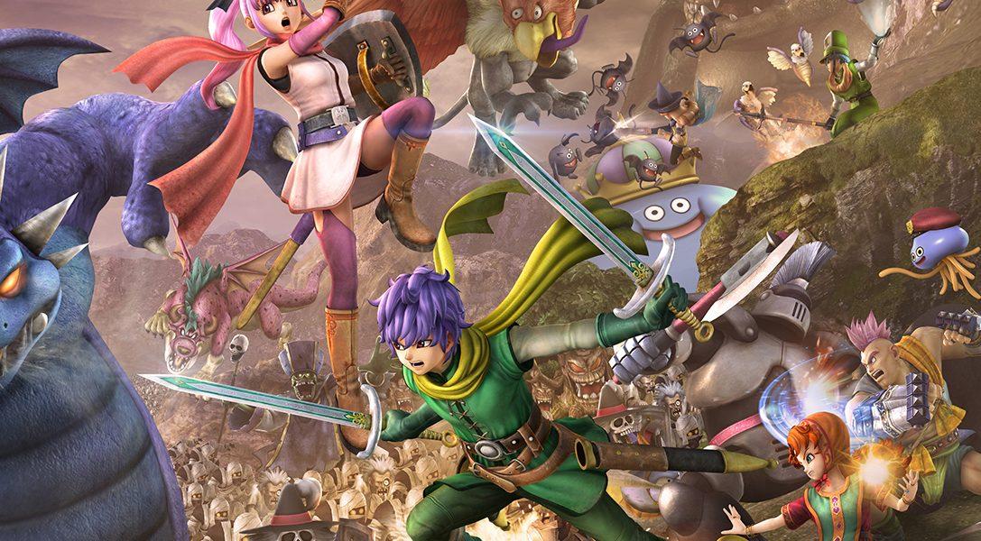 Notre interview avec le réalisateur de Dragon Quest Heroes II, Ryota Aomi