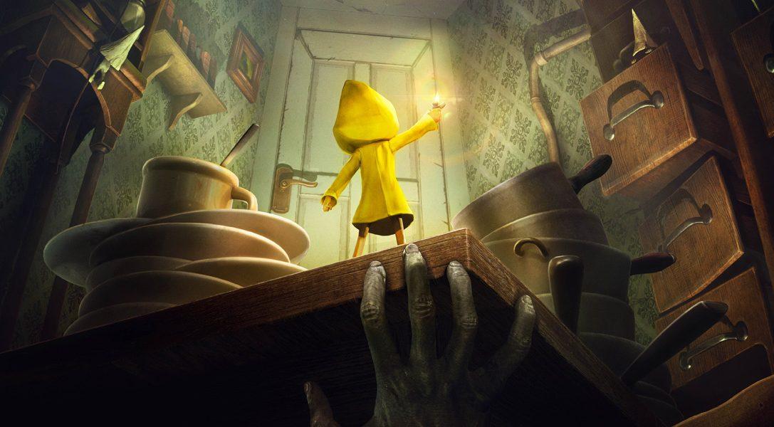 Little Nightmares : le nouveau jeu d'aventure sombre à souhait pour PS4