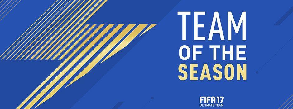 L'Équipe de la saison de la Premier League anglaise est à présent disponible dans FIFA 17 pendant une semaine
