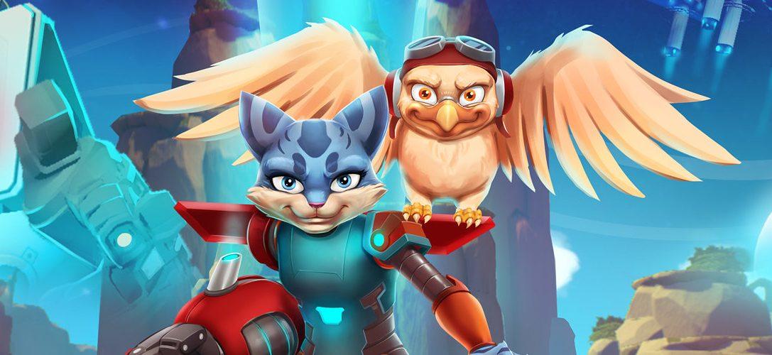 Le jeu de plateforme en 3D coloré Skylar & Plux: Adventure on Clover Island débarque sur PS4
