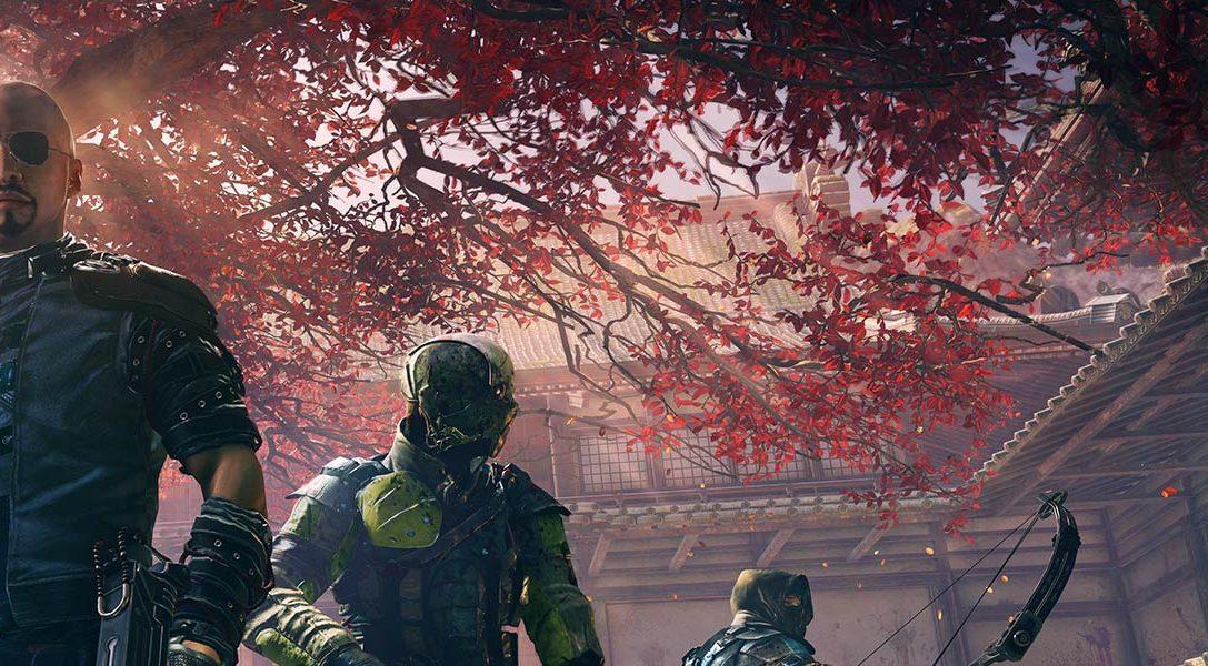 Shadow Warrior 2 arrive sur PS4 le 19 mai