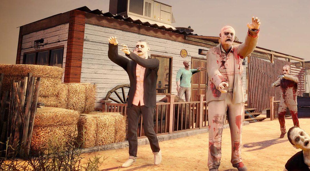 Survivez à une apocalypse zombie dans Arizona Sunshine, sortie en juin pour PS VR.