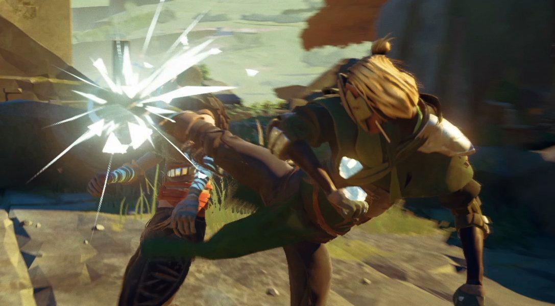 Maîtrisez les arts martiaux et affrontez rivaux et amis dans Absolver, disponible sur PS4 dès le 29 août
