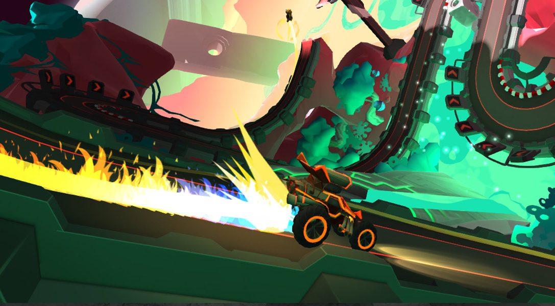Le créateur de Velocity 2X est de retour sur le PS VR avec Tiny Trax
