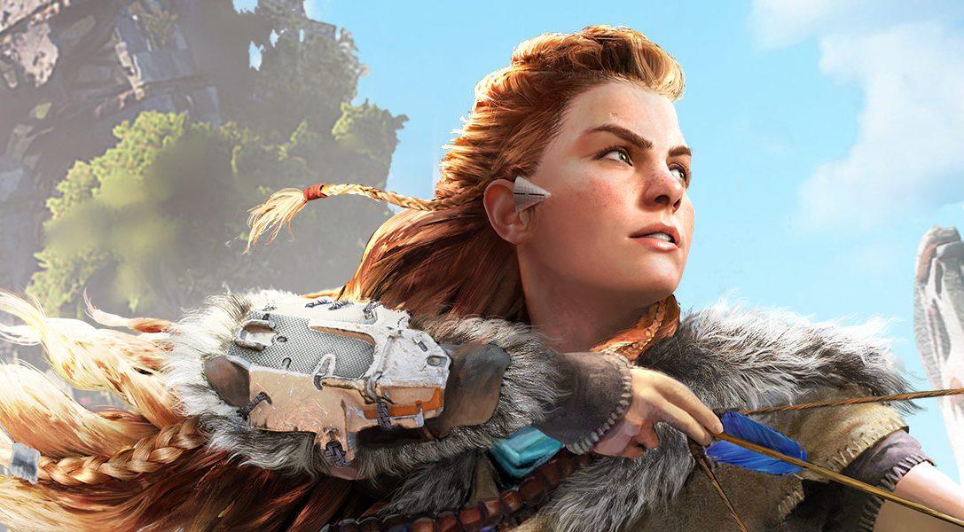 Horizon Zero Dawn est en réduction sur le PlayStation Store ce weekend
