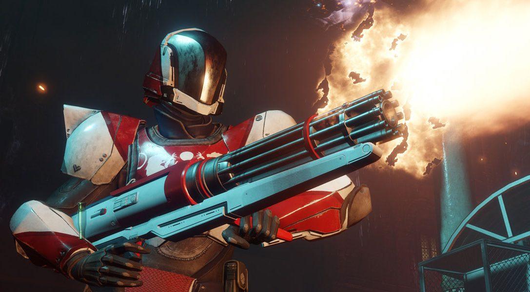 Trois nouvelles vidéos présentent les coulisses du développement de Destiny 2