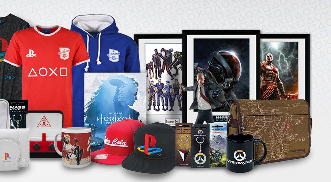 Bienvenue dans votre nouvelle boutique PlayStation Gear
