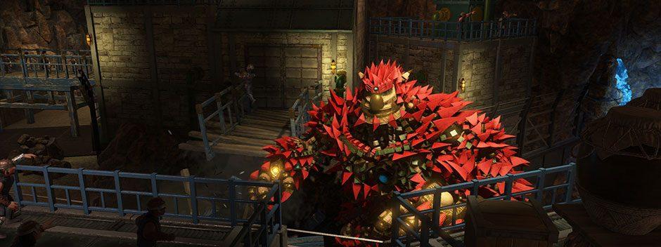 Ramenez un ami pour jouer en co-op à Knack 2, qui sortira sur PS4 en septembre de cette année