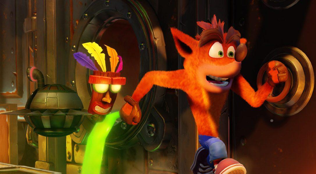Mise à jour du PlayStation Store : Crash Bandicoot, Elite Dangerous, le DLC de Diablo III, et COD Modern Warfare Remastered