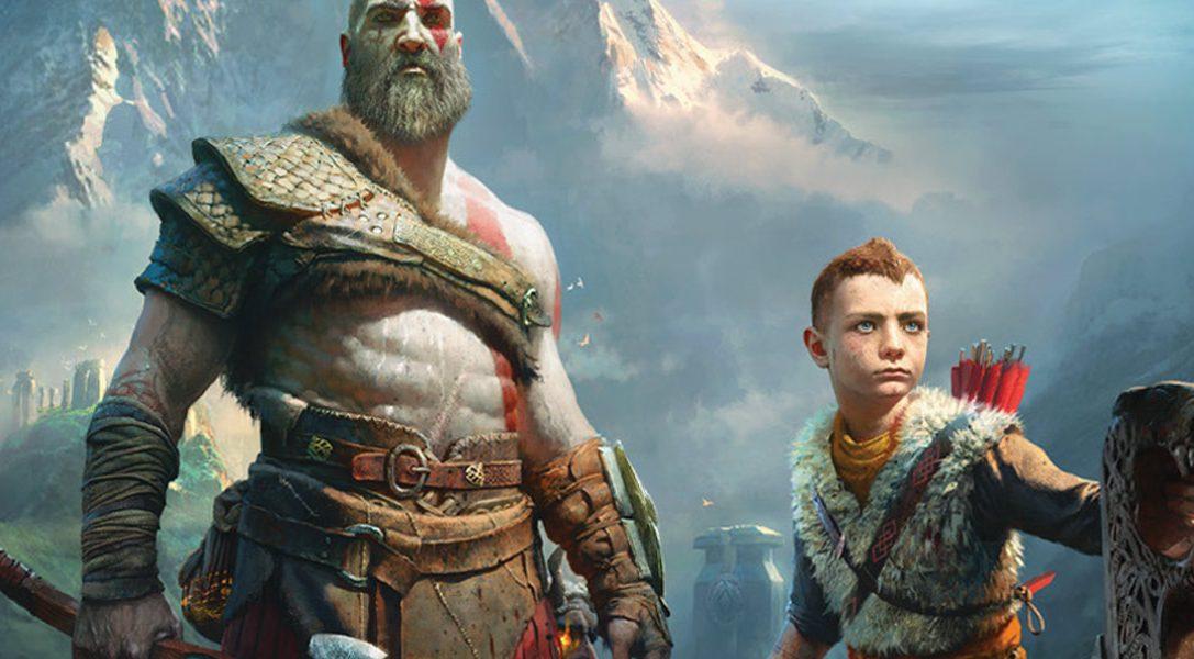 God of War : Comment Atreus, le fils de Kratos, a-t-il été créé ?