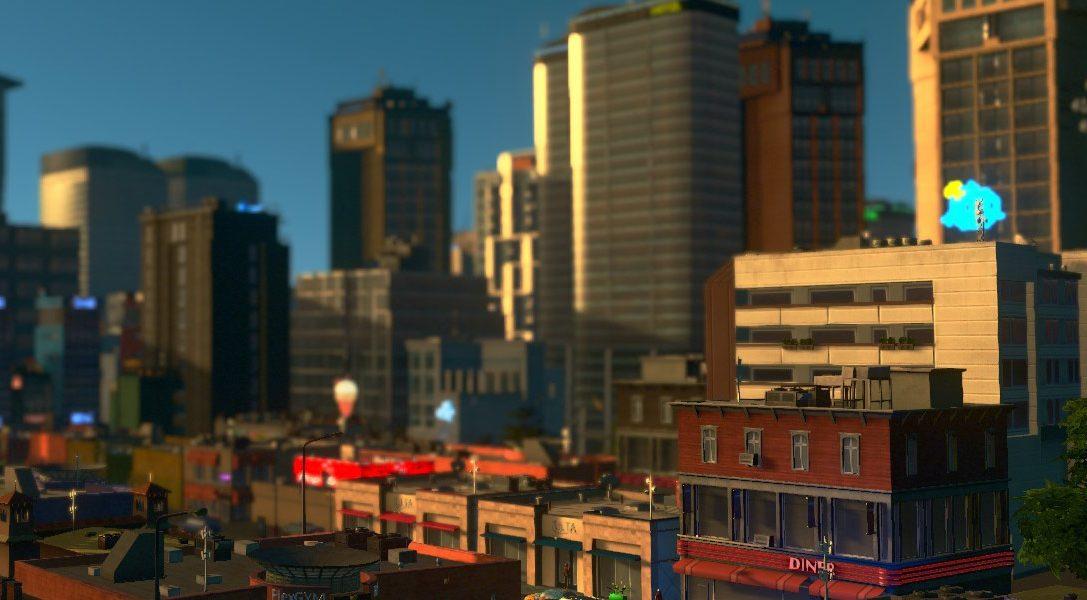 Cities: Skylines, le city-builder créatif et stratégique, débarque sur PS4