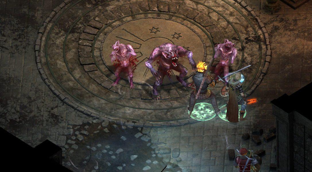 Pillars of Eternity, l'inoubliable expérience RPG, arrive sur PS4 en août