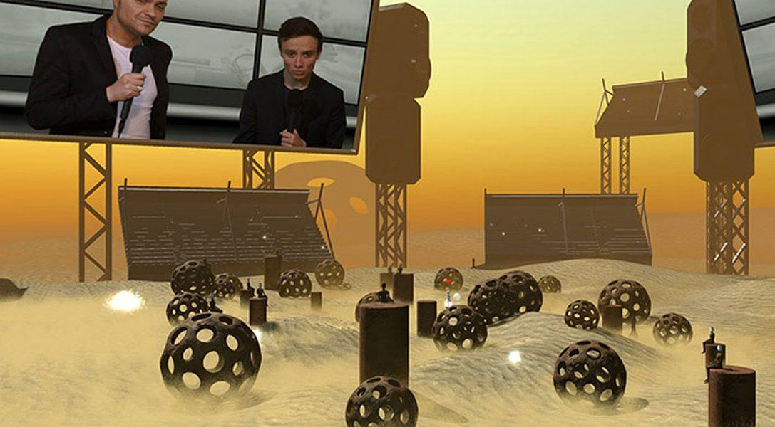 Plongez au cœur de la sombre histoire de Ctrl sur PlayStation VR